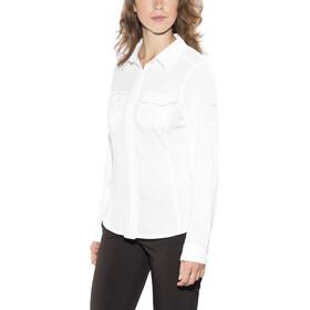 Columbia Saturday Trail III Long Sleeved Shirt Women white